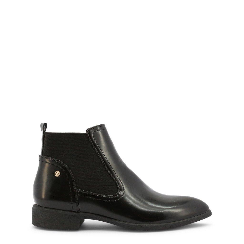 Roccobarocco Women's Ankle Boot Various Colours RBSC1JC03STD - black EU 37