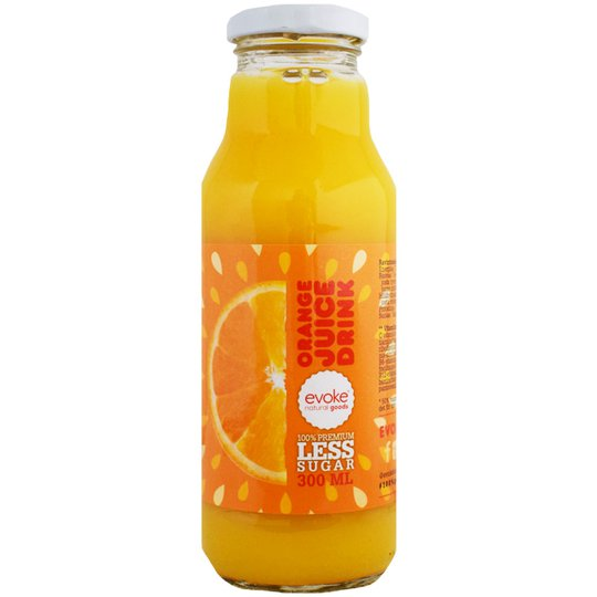 Mehujuoma Appelsiini 300ml - 40% alennus