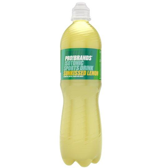 Isotonisk Sportdryck Sunkissed Lemon - 28% rabatt