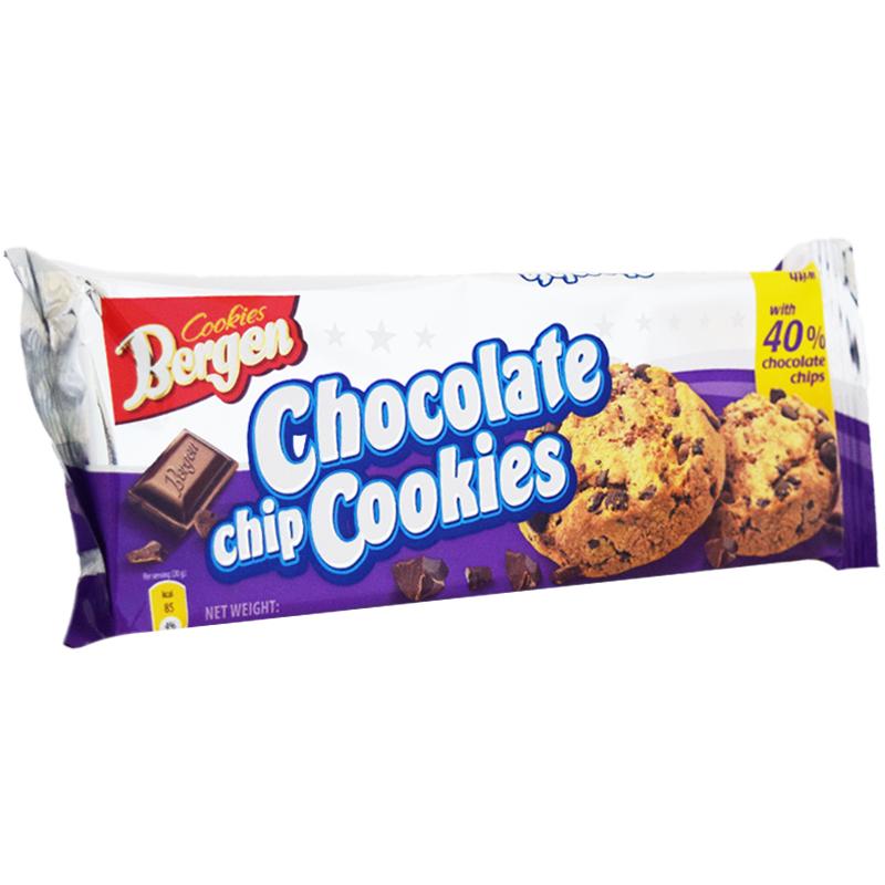 Keksit, Suklaapalat 100g - 34% alennus