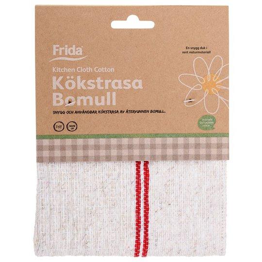 Frida Kökstrasa Återvunnen Bomull
