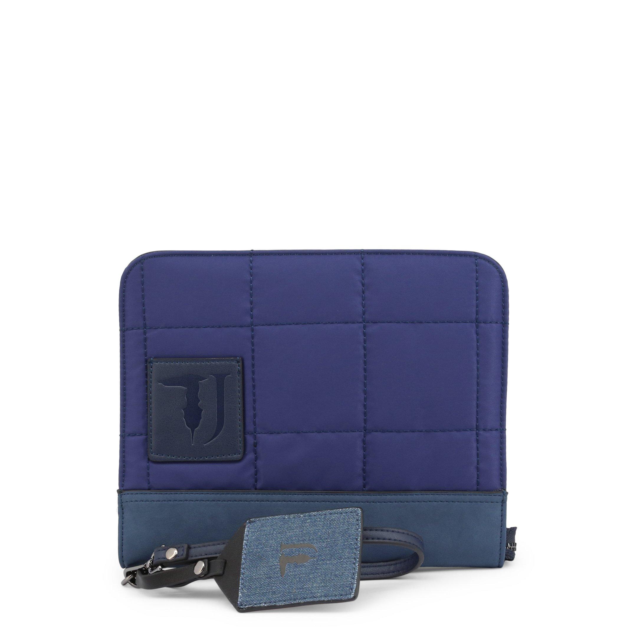 Trussardi Women's Handbag Various Colours TICINESE_71B00105-99 - blue-1 NOSIZE