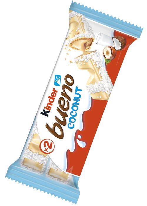 Kinder Bueno Limited Edition Coconut 39g