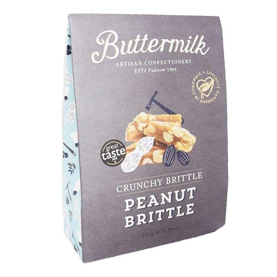 """Hård Krokant """"Crunchy Peanut Brittle"""" 150g - 72% rabatt"""