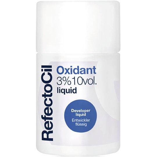 RefectoCil Oxidant 3% hapeteneste, 100 ml RefectoCil Kulmävärit & trimmerit
