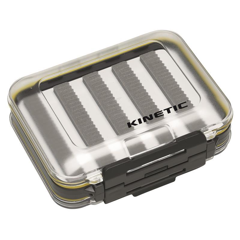 Kinetic Waterproof Fly Box M 12,5 x 10 x 4,2 cm