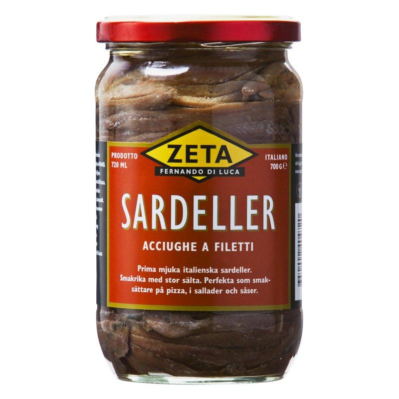 Sardeller 700g - 34% rabatt