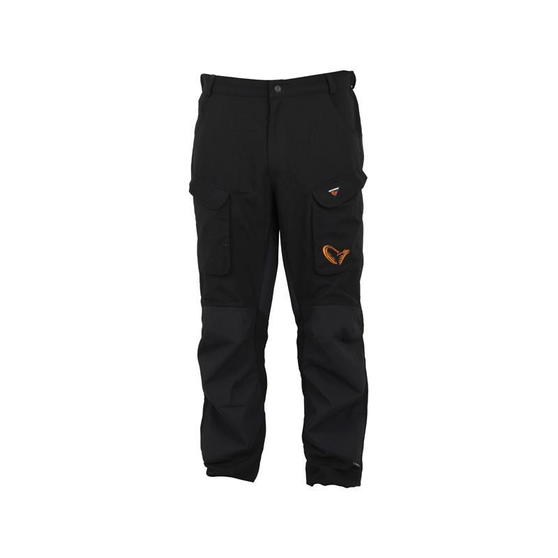 Savage Gear Xoom Trousers str. XL Sort Savage Gear bukse