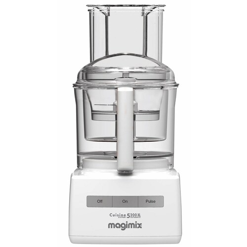 Magimix Cs 5200 Xl Hvid Matberedare - Vit