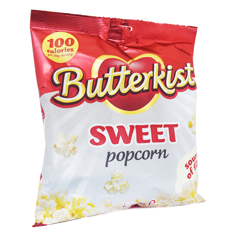 Popcorn Sockrade - 95% rabatt