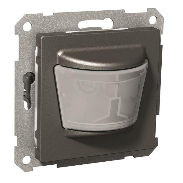 Schneider Electric WDE003365 Bevegelsesdetektor 180°, for innfelt IP20-montering Antrasittgrå, ubehandlet