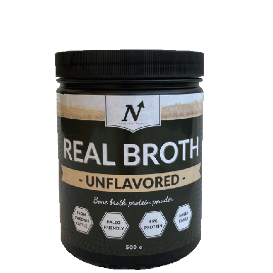 Real Broth Unflavored, 500 g