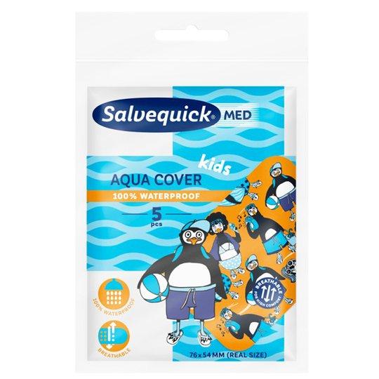 """Snabbförband """"Aqua Cover"""" 5st - 42% rabatt"""