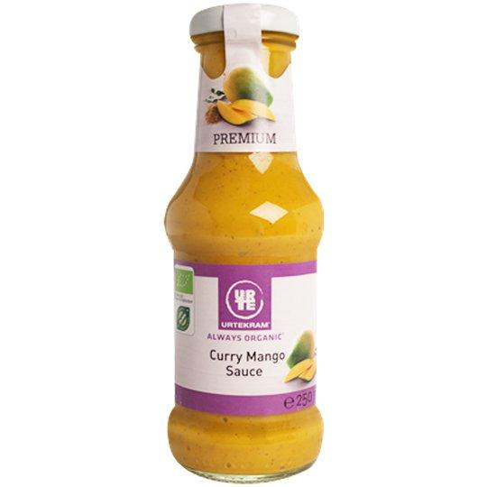 Sås Curry & Mango 250ml - 50% rabatt