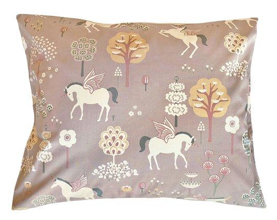 Majvillan Putetrekk 50x60 True Unicorns, Lilac