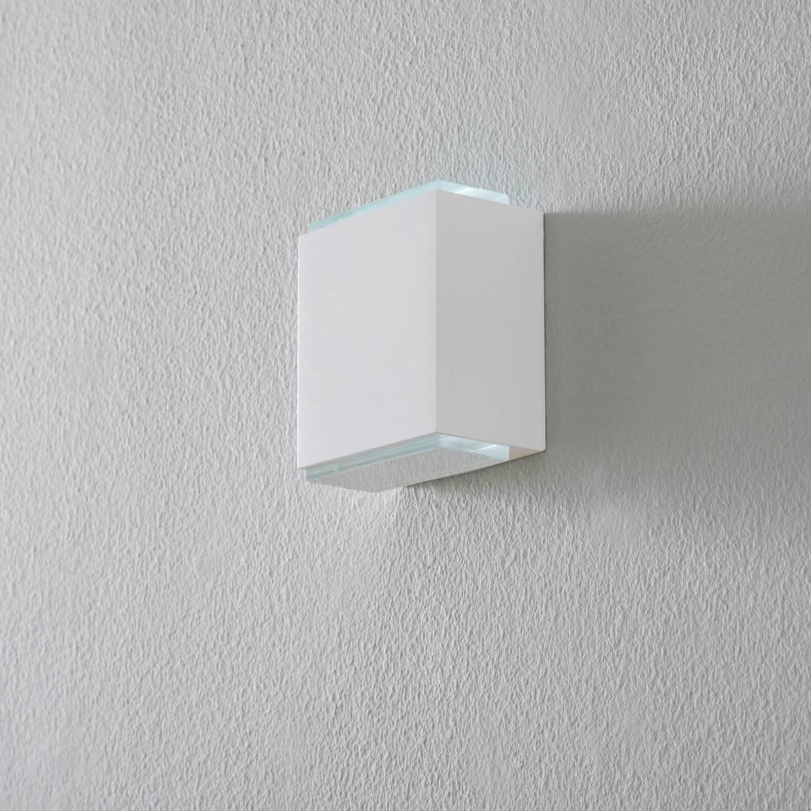 BEGA 23013 LED-vegglampe 3 000 K 9 cm 510lm hvit