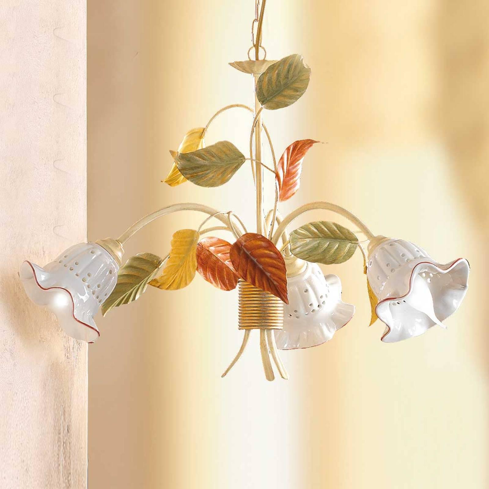 Riippuvalaisin Flora firenzeläiseen tyyliin