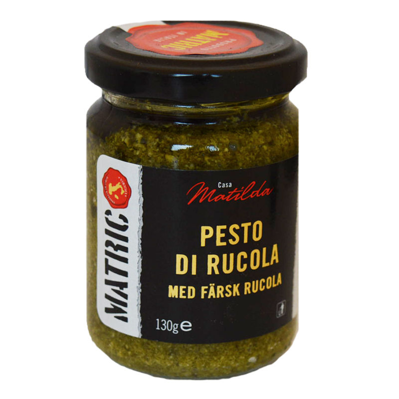 Pesto Rucola 130g - 44% rabatt