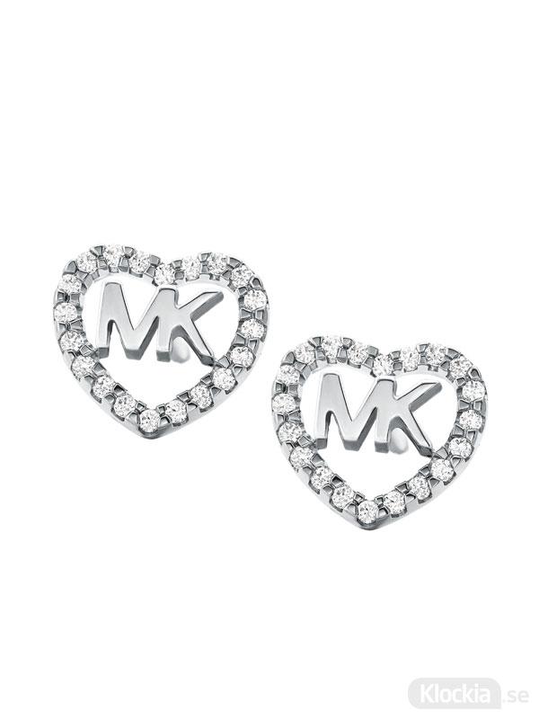 Damsmycke Michael Kors Örhängen Hearts MKC1243AN040