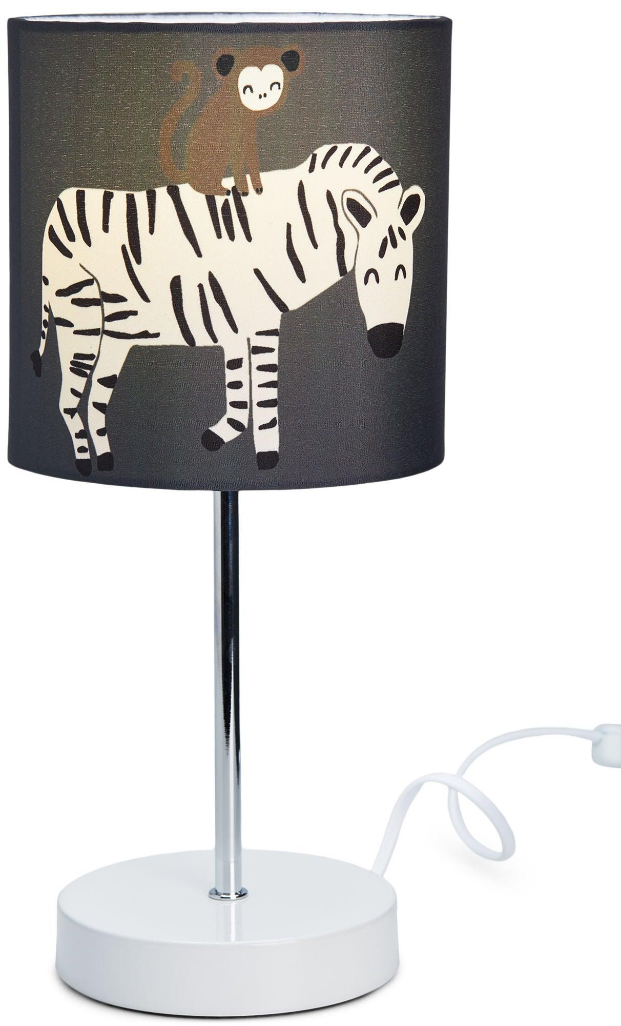 Alice & Fox Pöytävalaisin Zebra