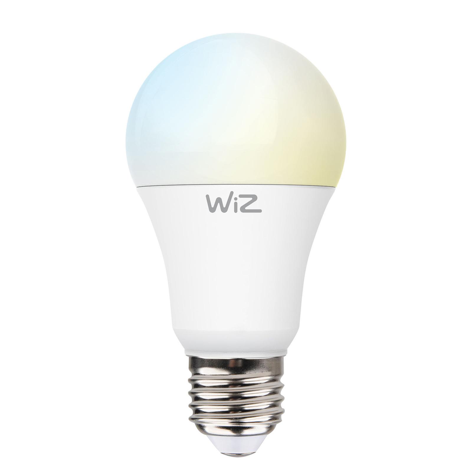 WiZ E27 LED-lamppu hehku A60 matta 9W 2700- 6500K