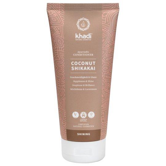 Khadi Coconut Shikakai Ayurvedic Elixir Conditioner, 200 ml