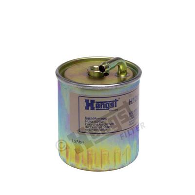 Polttoainesuodatin HENGST FILTER H128WK