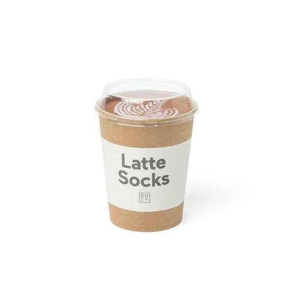 Caffè Latte Socks