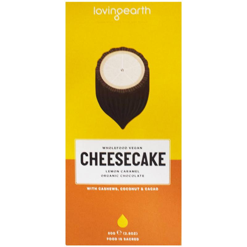 Eko Lemon Cheesecake Chocolate - 34% rabatt