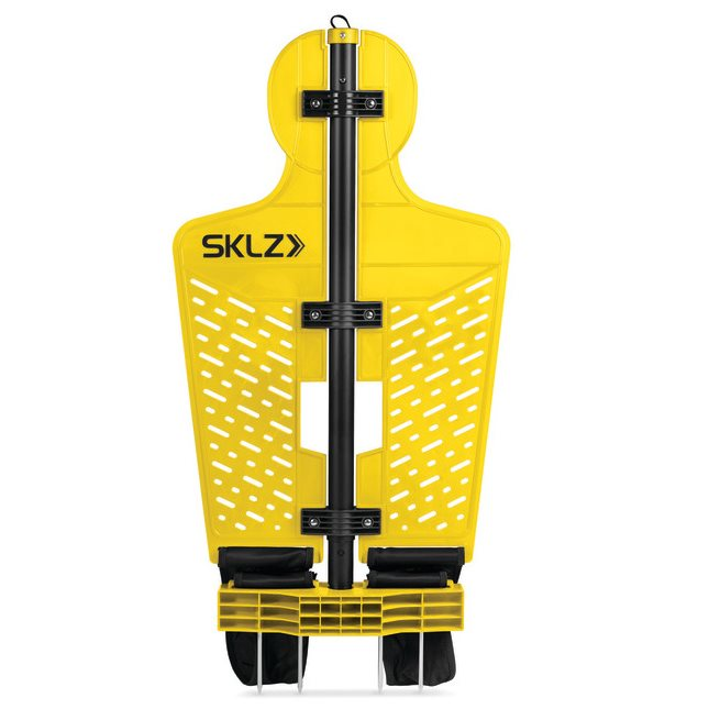 SKLZ Pro Training Soccer Defender - Yellow, Fotboll