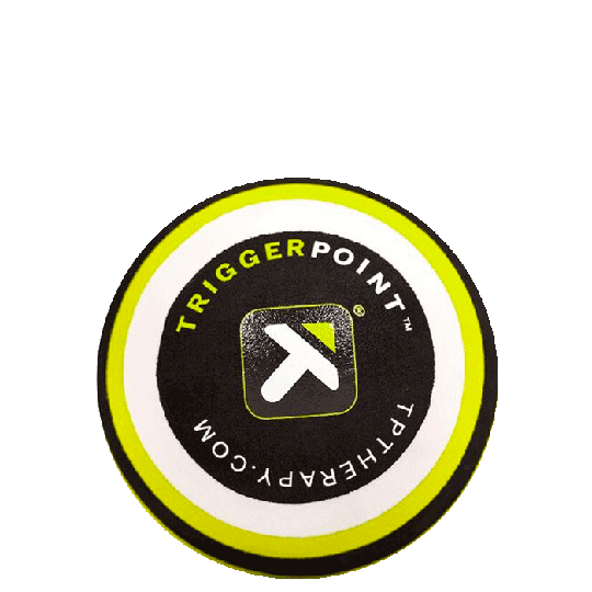 Trigger Massage Ball, Green 5.0