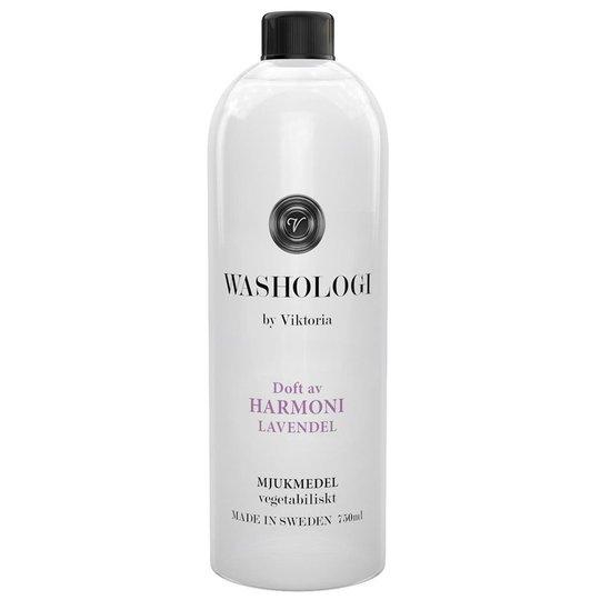 Fabric Softener Harmony, 750 ml Washologi Pesuaine & Huuhteluaine