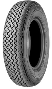 Michelin Collection XAS ( 175 R14 88H WW 20mm )