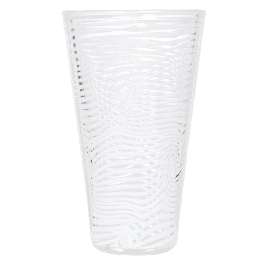 Hadeland Glassverk Virvel Vase 230Mm