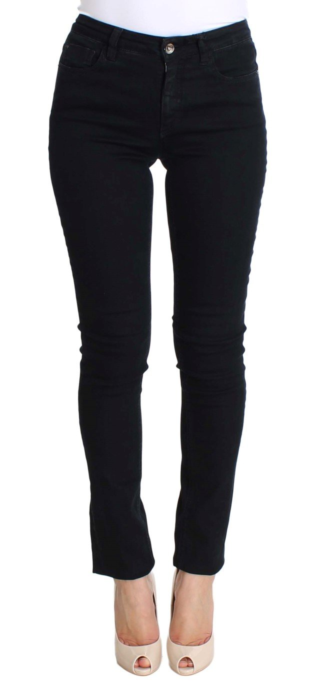 Costume National Women's Cotton Stretch Slim Fit Jeans Blue SIG30220 - W26