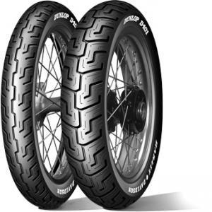 Dunlop D401F 100/90R19 57H Fram HARLEY.D TL