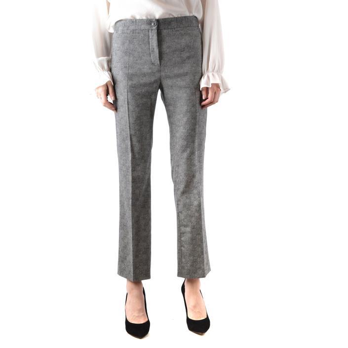 Boutique Moschino Women's Trouser Grey - grey 42