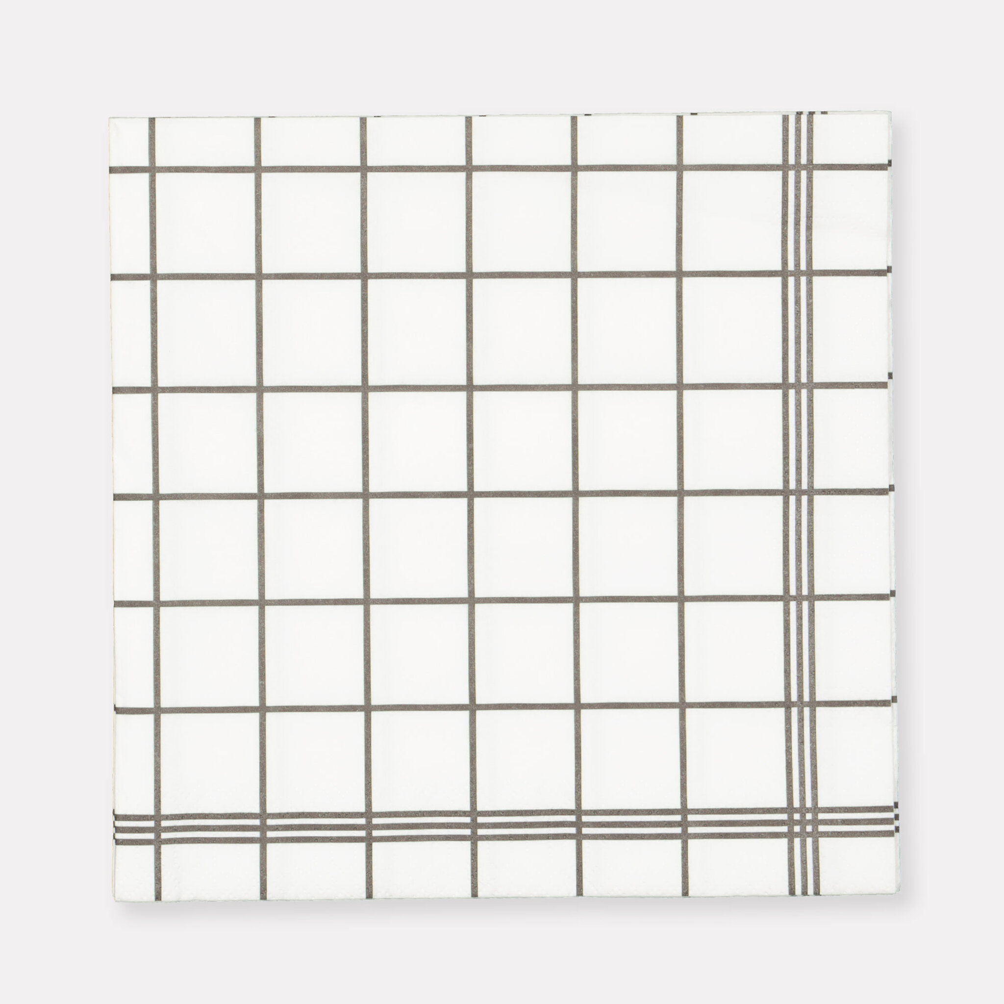 Mönstrade servetter, 40X40 cm