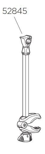 Hållararm 517 mm