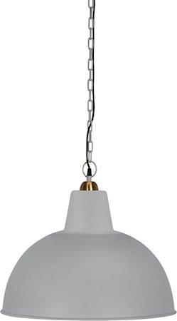 Scottsville taklampe Grå 52 cm