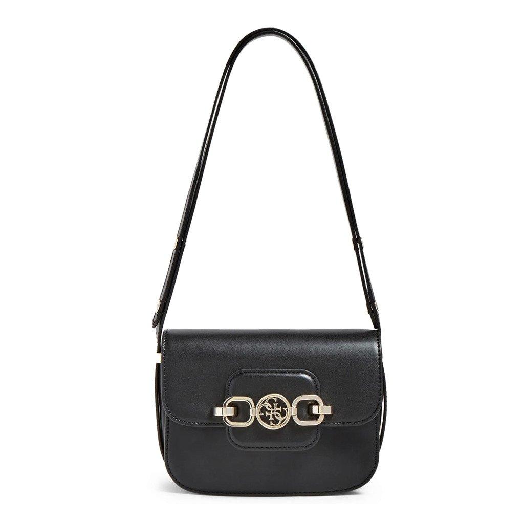 Guess Women's Shoulder Bag Black Hensely_HWVG81_13780 - black NOSIZE