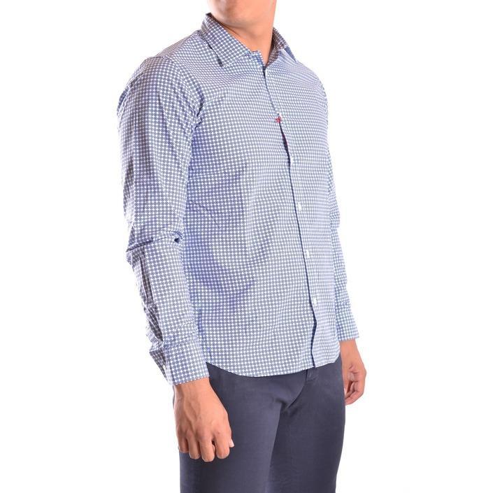 Altea Men's Shirt Blue 160723 - blue XL