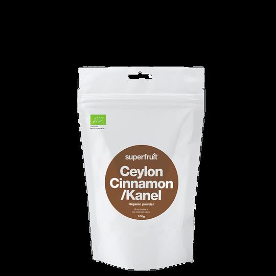 Ceylon Kanel-pulver EKO, 100 g