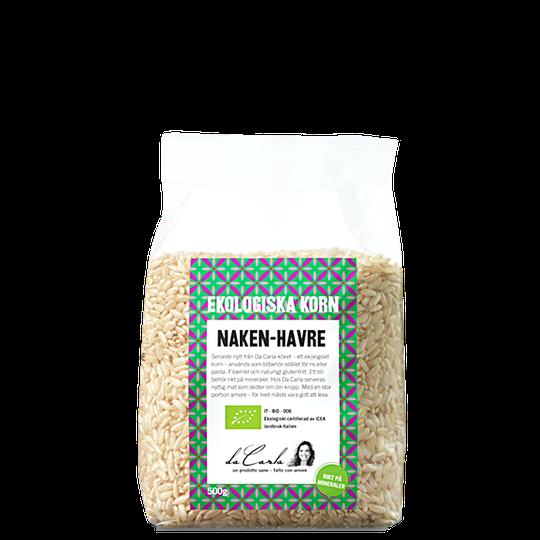 Ekologiskt Nakenhavre, 500 g