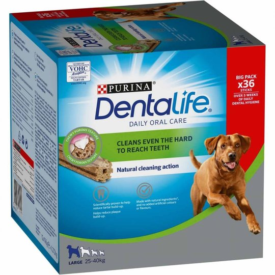 Purina Dentalife Storpack Large 36-pack