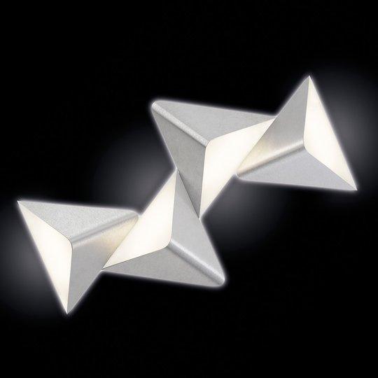 GROSSMANN Delta LED-kattovalaisin