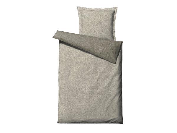 Södahl - Organic Balance Bedding 140 x 200 cm - Khaki (11952)