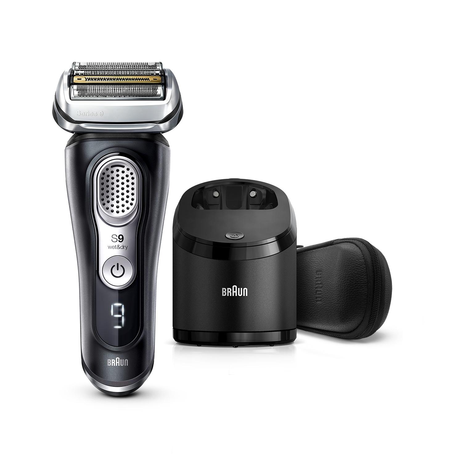 Braun - Series 9 9380cc Wet & Dry Shaver