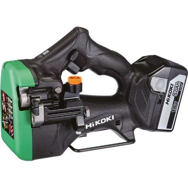 HiKOKI CL18DSL Gjengestangkapper med 5,0Ah-batterier og lader