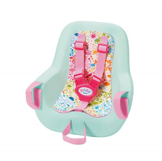 Baby Born Play & Fun Dukketilbehør Biker Seat